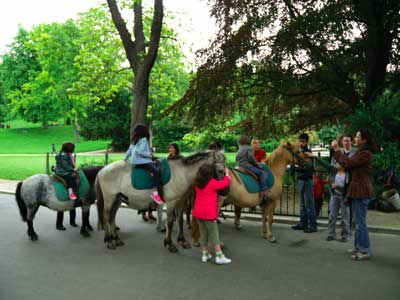 Der Park der Buttes-Chaumont photo 10