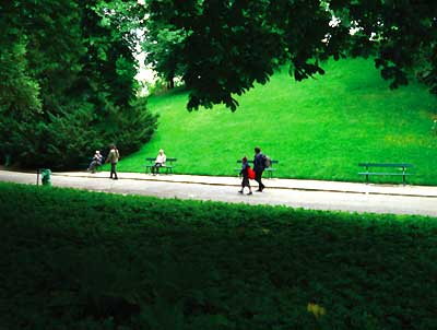 Der Park der Buttes-Chaumont photo 12