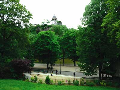 Der Park der Buttes-Chaumont photo 4