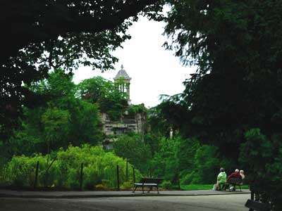 Der Park der Buttes-Chaumont photo 5