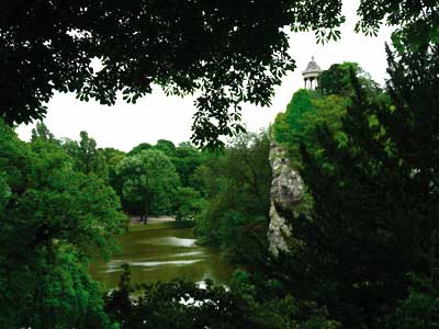 Der Park der Buttes-Chaumont photo 7