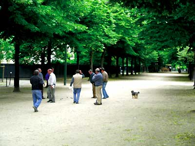 Der Park des Champ-de-Mars photo 12