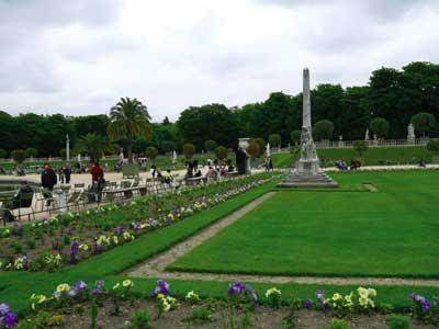 Jardin du luxembourg paris 75006 paris ile de - Jardin du luxembourg adresse ...