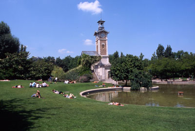 Georges Brassens Park photo 0