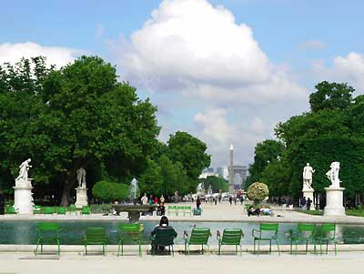 Le Jardin des Tuileries photo 0
