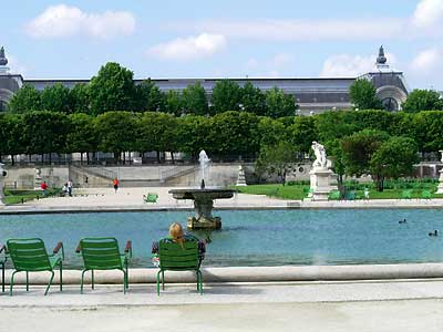 Jardin des Tuileries photo 1