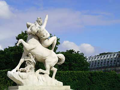 Jardin des Tuileries photo 2