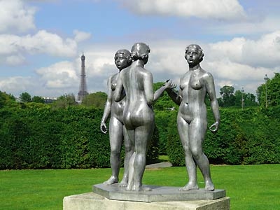 Jardin des Tuileries photo 4
