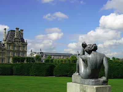 Jardin des Tuileries photo 5
