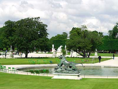 Jardin des Tuileries photo 7