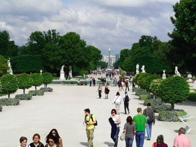Jardin des Tuileries photo 8