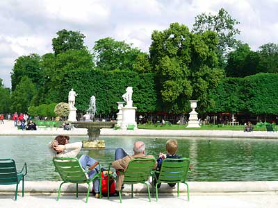 Le Jardin des Tuileries photo 9