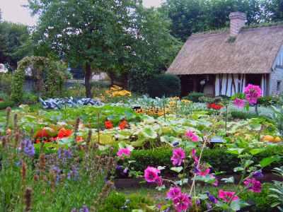 Jardins seine maritime 76 tourisme - Petit jardin paysage le havre ...