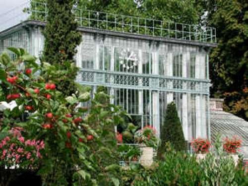 Jardin des plantes de rouen a la fois botanique et paysager ce jardin r unit au coeur de la - Pharmacie du jardin des plantes ...