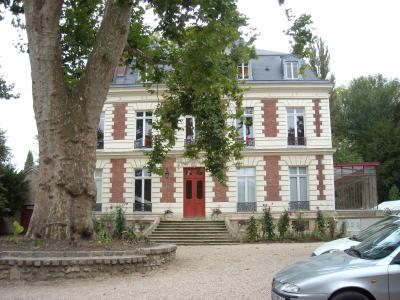 Parc du ch teau de soubiran photo 0 - Chateau dammarie les lys ...