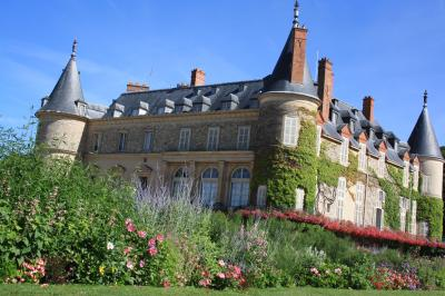 Park and Gardens of Rambouillet Castle photo 1