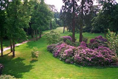 Jardins historique et botanique du ch teau de thoiry for Jardin botanique 78