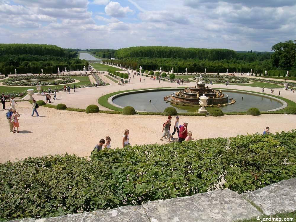 Parc et jardins du ch teau de versailles photo 0 - Jardin du chateau de versailles gratuit ...