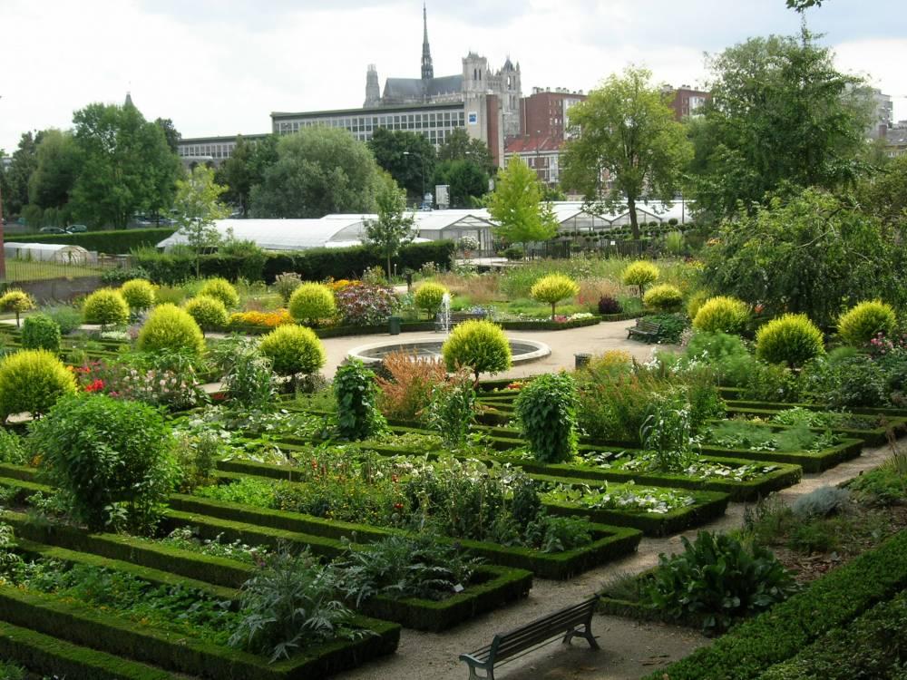 Jardin des plantes d 39 amiens amiens 80000 somme for Jardins des plantes