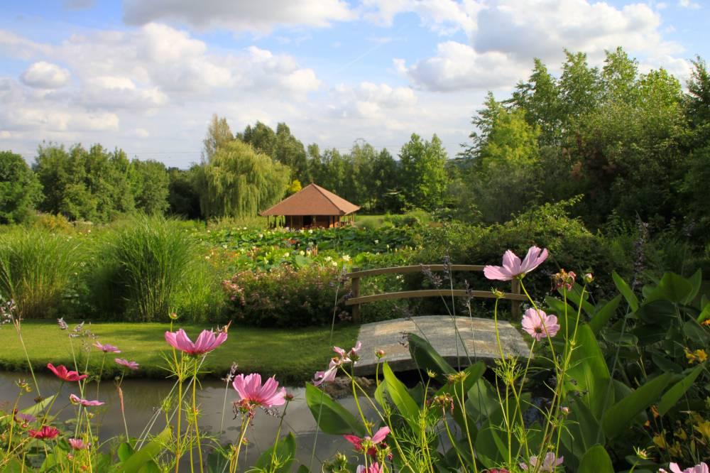 Jardins tarn 81 tourisme for Jardin 81