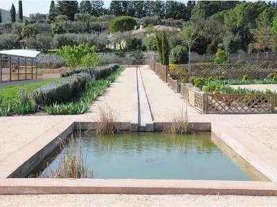 Le jardin romain caumont sur durance 84510 vaucluse for Jardin romain