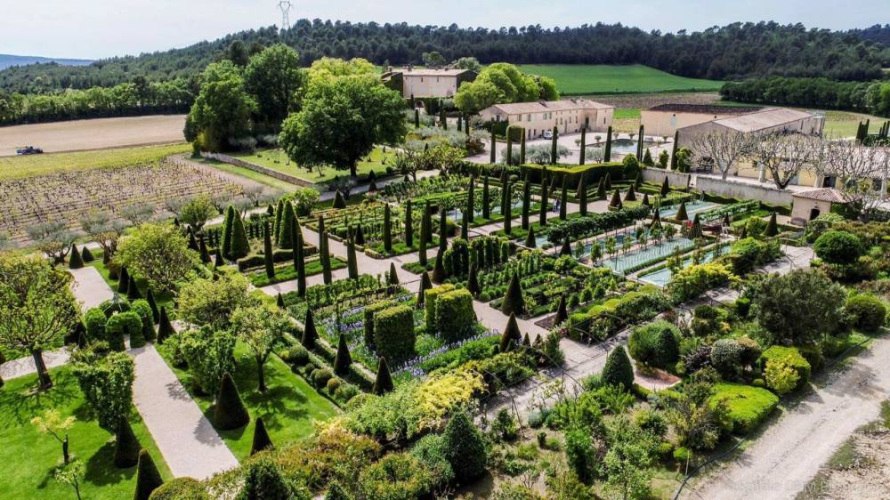 Gardens Of Val Joanis Castle photo 0