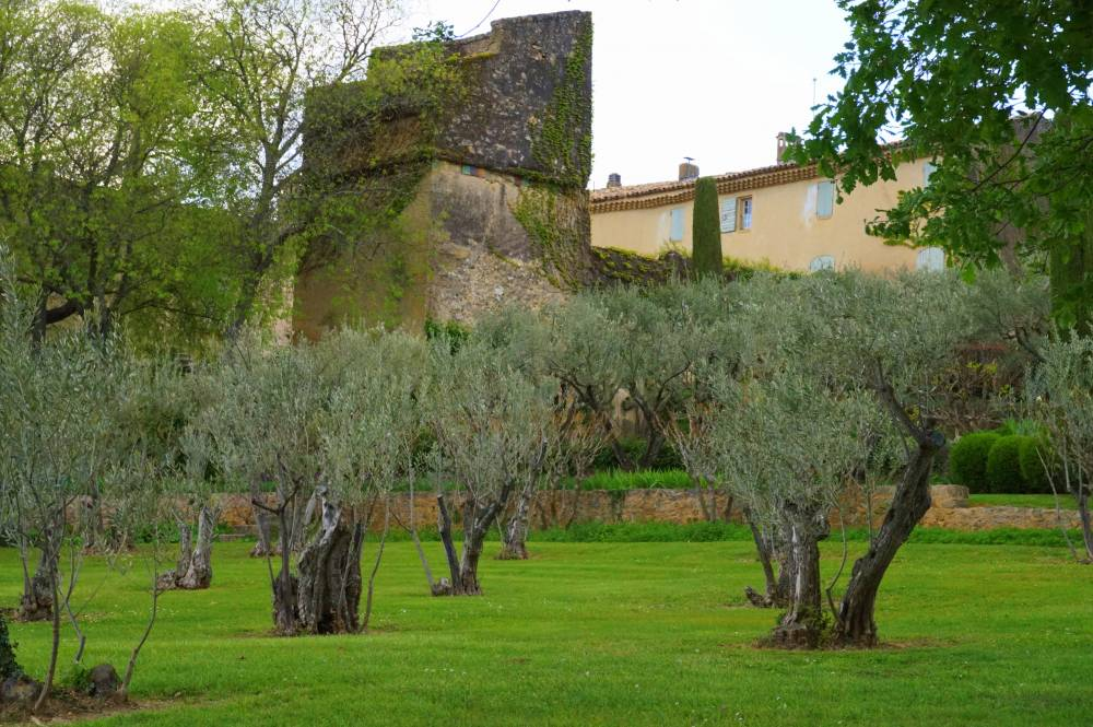 Gardens Of Val Joanis Castle photo 5