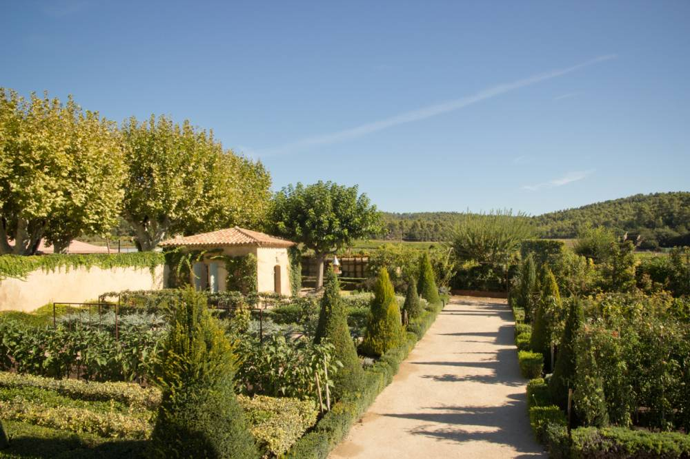 Gardens Of Val Joanis Castle photo 6