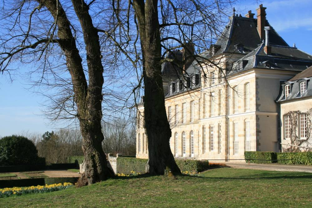 Castle Of Saint Jean de Beauregard, Park and Gardens photo 10
