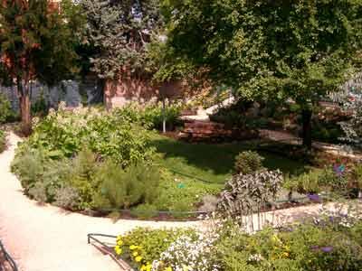 Jardin des senteurs photo 0 - Jardin fleuri lyon colombes ...