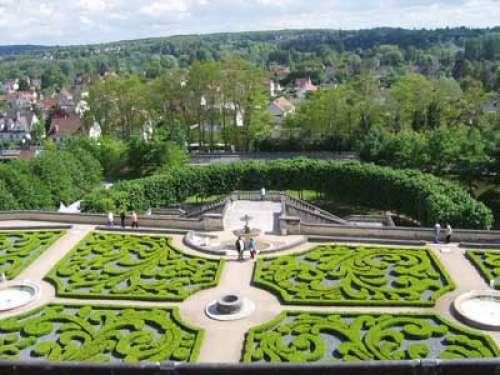 Parc et jardins du ch teau d 39 auvers gr ce au parcours immersif vision impressionniste vibrant - Chambre des notaires val d oise ...