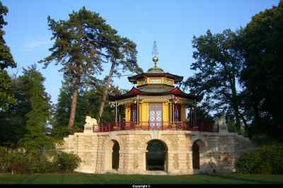 Site du Pavillon Chinois de Cassan photo 0