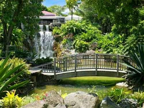Jardin Botanique De Deshaies Deshaies Guadeloupe 97 Dom