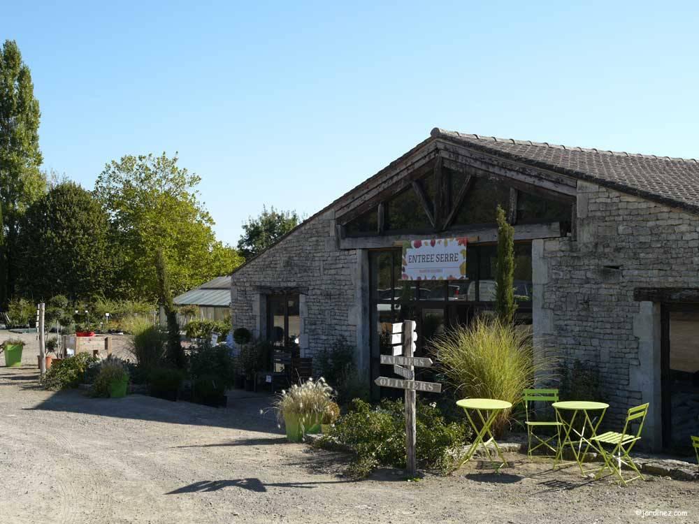 Pépinières Vendée (85) : pépiniéristes et horticulteurs producteurs